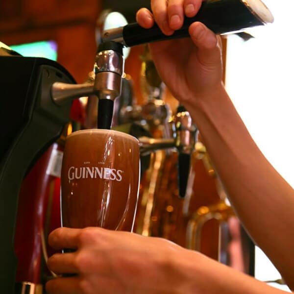 こだわりの世界の「樽生ビール」